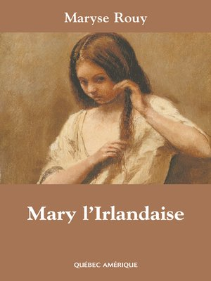 cover image of Mary l'Irlandaise