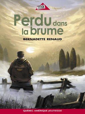cover image of Perdu dans la brume