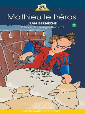 cover image of Mathieu 02--Mathieu le héros