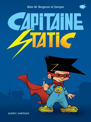 cover image of Capitaine Static 1
