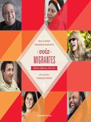 cover image of Voix migrantes