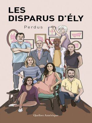 cover image of Les Disparus d'Ély