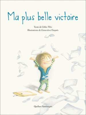 cover image of plus belle victoire