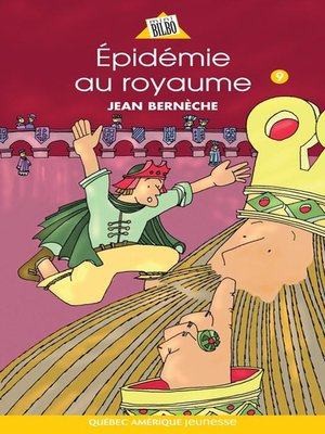 cover image of Mathieu 09--Épidémie au royaume