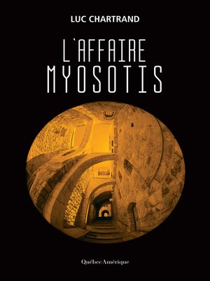 cover image of Affaire Myosotis