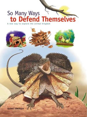 cover image of So Many Ways to Defend Themselves