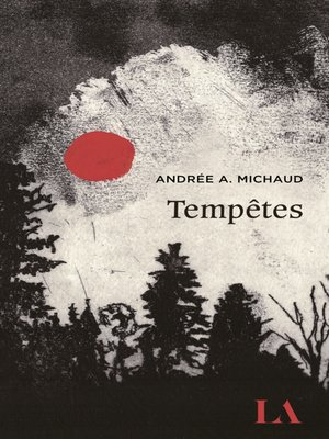 cover image of Tempêtes