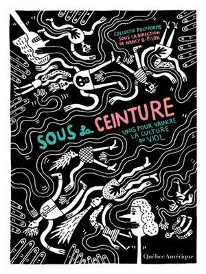 cover image of Sous la ceinture