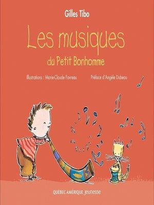 cover image of Petit Bonhomme 2--Les musiques du Petit Bonhomme