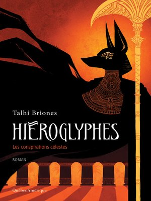 cover image of Hiéroglyphes