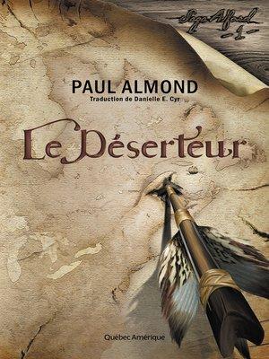 cover image of Le Déserteur