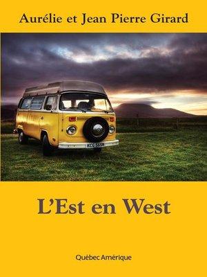 cover image of L'Est en West