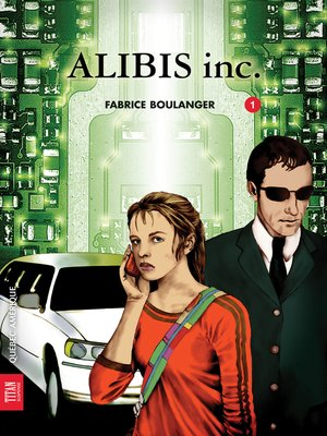 cover image of Alibis 1--Alibis inc.