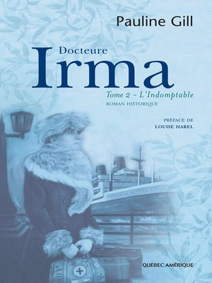cover image of Docteure Irma, Tome 2