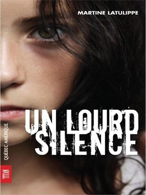 cover image of Un lourd silence