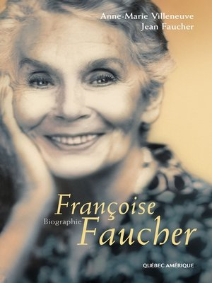 cover image of Françoise Faucher