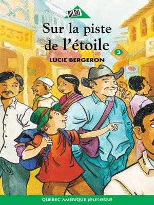 cover image of Abel et Léo 03