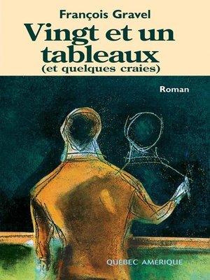 cover image of Vingt et un tableaux (et quelques craies)