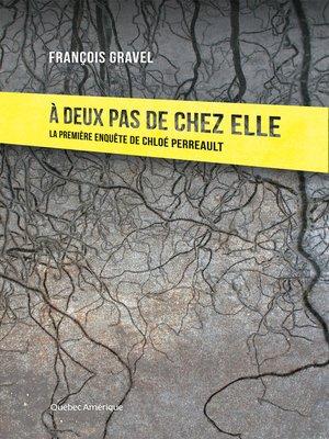 cover image of À deux pas de chez elle