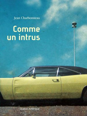 cover image of Comme un intrus