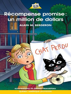 cover image of Récompense promise