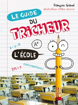 cover image of Le Guide du tricheur 02