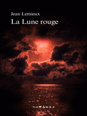 cover image of La Lune rouge