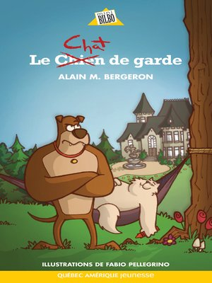 cover image of Le Chat de garde