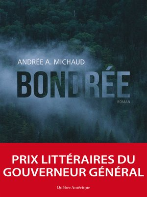 cover image of Bondrée