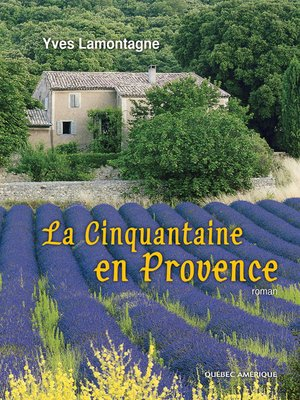 cover image of La Cinquantaine en Provence