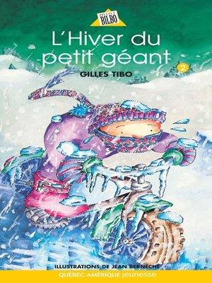 cover image of Petit géant 02--L'Hiver du petit géant