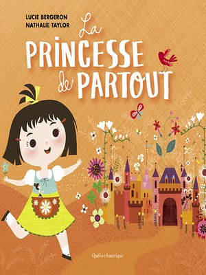 cover image of Princesse de partout