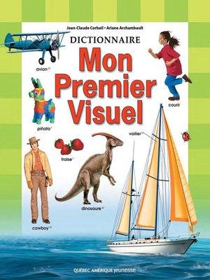 cover image of Mon Premier Visuel--Unilingue