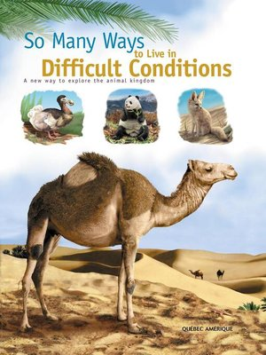 cover image of So Many Ways to Live in Difficult Conditions