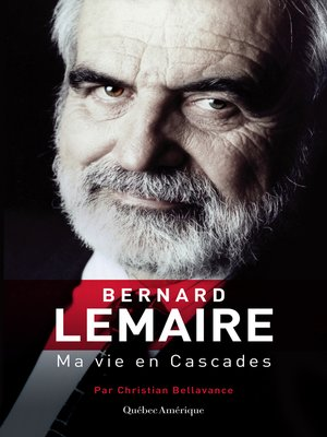 cover image of Bernard Lemaire