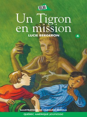 cover image of Abel et Léo 04