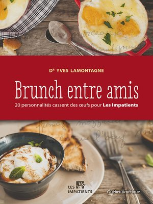 cover image of Brunch entre amis
