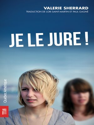 cover image of Je le jure!