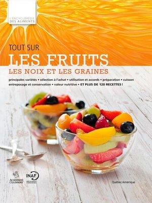 cover image of L'Encyclopédie des aliments, Tome 2