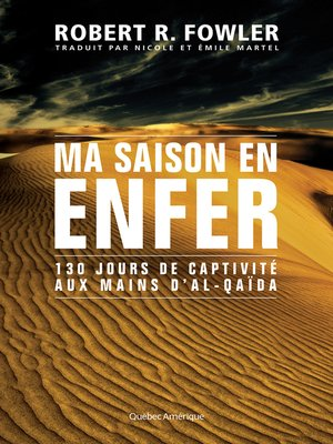 cover image of Ma saison en enfer