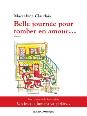 cover image of Belle journée pour tomber en amour...