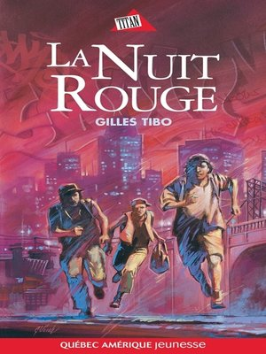 cover image of La Nuit rouge