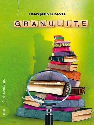 cover image of Granulite