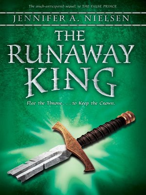 cover image of The Runaway King