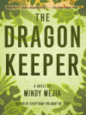 cover image of The Dragon Keeper