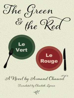 cover image of The Green and the Red
