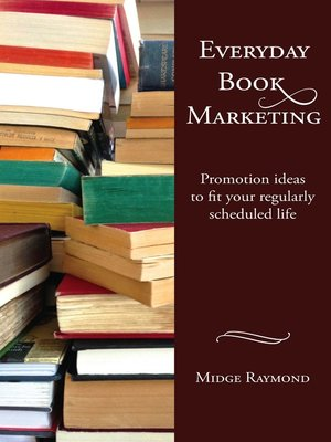 cover image of Everyday Book Marketing
