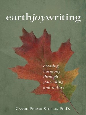 cover image of Earth Joy Writing