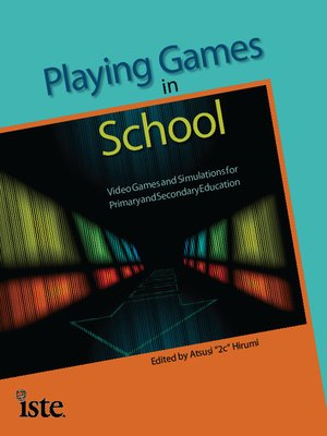 cover image of Playing Games in School