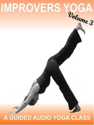 cover image of Improvers Yoga Vol 3